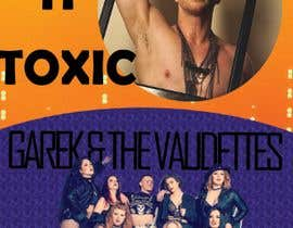 #14 for Create a Concert Poster - Garek & the Vaudettes by TheAnmolMalik
