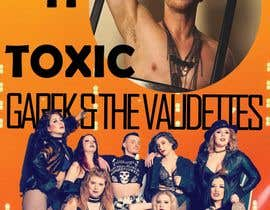 #15 for Create a Concert Poster - Garek & the Vaudettes by TheAnmolMalik