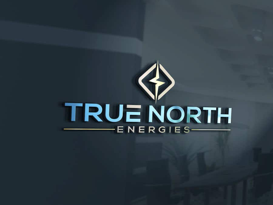 Contest Entry #                                        34                                      for                                         Create a Logo for True North Energies
