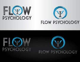 GeorgeOrf tarafından Logo Design for Flow Psychology için no 34
