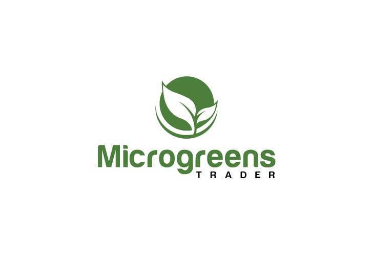 Participación en el concurso Nro.                                        32                                      para                                         Microgreenstrader logo