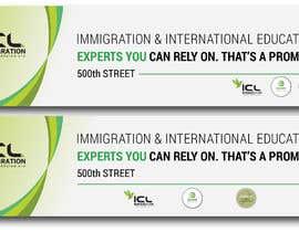 Nro 17 kilpailuun Design a Signboard for our Immigration Business käyttäjältä OKPdesigner