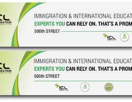 Nro 18 kilpailuun Design a Signboard for our Immigration Business käyttäjältä OKPdesigner