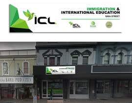 Nro 72 kilpailuun Design a Signboard for our Immigration Business käyttäjältä mlkpotion