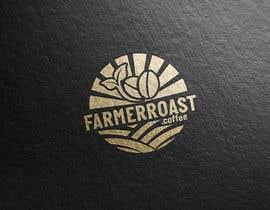 #152 untuk farmer roast oleh eddesignswork