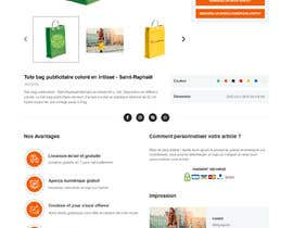 #26 untuk Create a new product page template for my E-commerce website oleh shakilaiub10