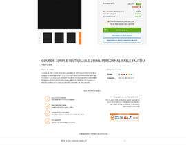 #18 untuk Create a new product page template for my E-commerce website oleh blendarkabashi