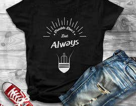 #14 for I need 5 designs for my T-shirts af abutahir12