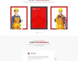 #114 for New website needed for building/construction company by SK813