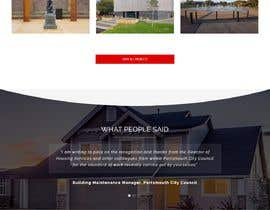 #49 for New website needed for building/construction company by zubairmukhtar92