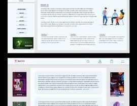 #5 for Design UI for kiosk (tablet) af Monoranjon24