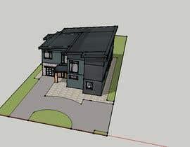 #15 für House Design- In Sketchup von hichemzenati