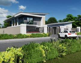 #12 für House Design- In Sketchup von oyeyemidiran