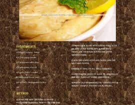 #12 for Build my ecookbook into an attractive pdf af vetriyad
