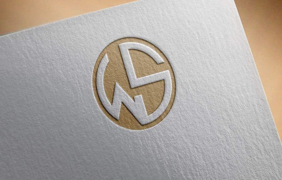 "Конкурсная заявка №                                        61                                      для                                         Create Unique ""WS"" Logo"