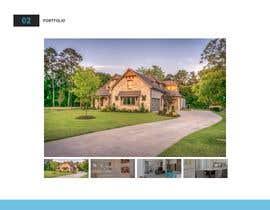 #31 untuk Create a Landing page Personal Website oleh Fokhrolislam