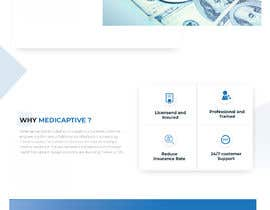Nro 43 kilpailuun Website Design käyttäjältä webzonebd