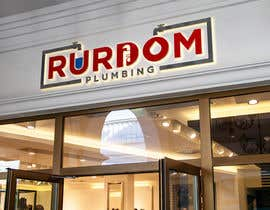 #368 для Modern Plumbing Business Logo от mahedims000