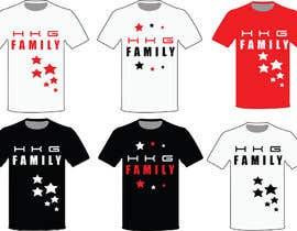 nº 19 pour Design Tee-shirts par daromorad