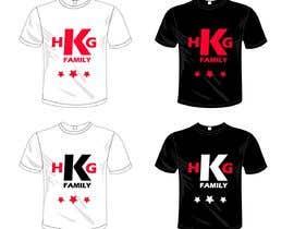 nº 5 pour Design Tee-shirts par lookman7
