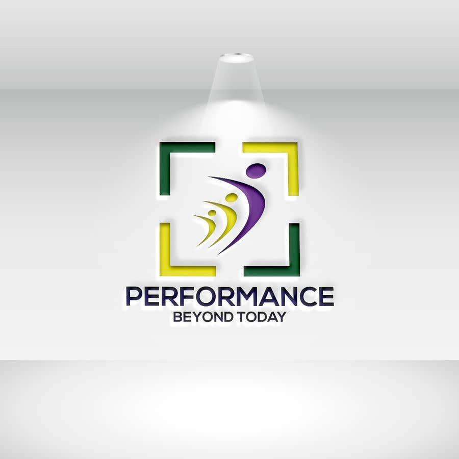 Конкурсная заявка №                                        337                                      для                                         Performance Beyond Today Logo