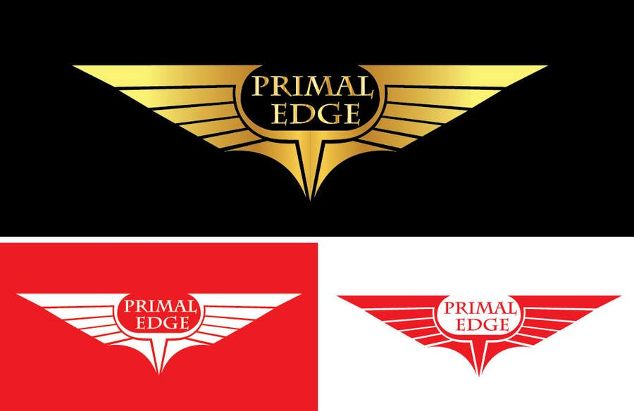 Kilpailutyö #297 kilpailussa Logo Design for Primal Edge  -  www.primaledge.com.au