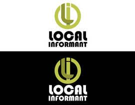 #481 untuk A logo and a graphic for a start up: Local Informant oleh mounaim98bo