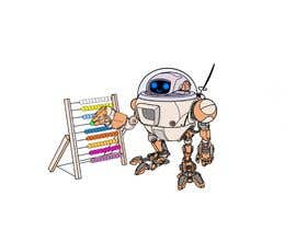 #22 for Design a Cartoon: Robotic Hand and Abacus by berragzakariae