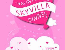 #33 for Invitation flyer for a dinner af huzaifazubair77