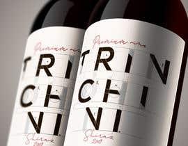Helen104 tarafından Wine Label  Trinchini için no 173