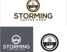 #602 untuk Brand (logo) design for coffee shop oleh mdalmamun649466