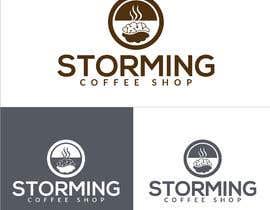 #603 untuk Brand (logo) design for coffee shop oleh mdalmamun649466