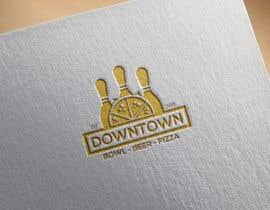 #83 untuk DOWNTOWN Bowl-Beer-Pizza oleh cretivefoysal202
