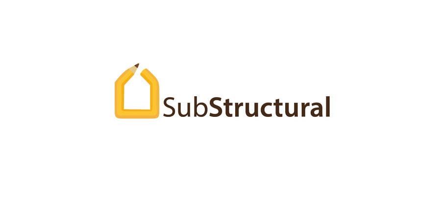Inscrição nº 13 do Concurso para Logo Design for New Company - SubStructural
