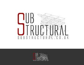 #1 para Logo Design for New Company - SubStructural por plesua