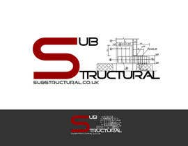 #2 para Logo Design for New Company - SubStructural por plesua