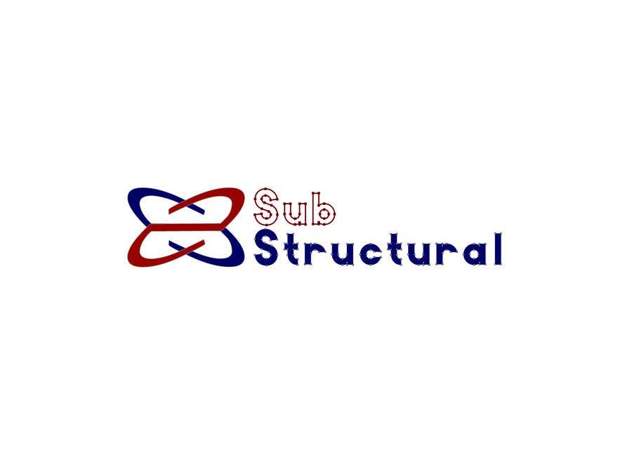 Inscrição nº 11 do Concurso para Logo Design for New Company - SubStructural