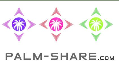 #41 for Logo Design for Palm-Share website by AdityaMalviya