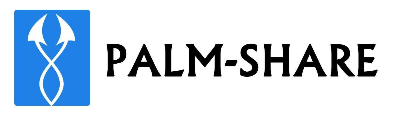 Konkurrenceindlæg #43 for Logo Design for Palm-Share website