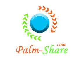 nº 64 pour Logo Design for Palm-Share website par AdityaMalviya