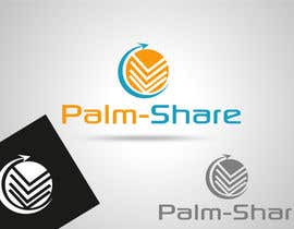 nº 86 pour Logo Design for Palm-Share website par Don67
