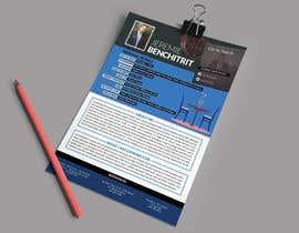 resumedesigner tarafından Design a Beautiful looking PDF Dating Resume (No Writing, just design) için no 12