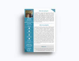 naymulhasan670 tarafından Design a Beautiful looking PDF Dating Resume (No Writing, just design) için no 16