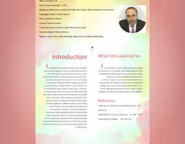 dhruvcreation22 tarafından Design a Beautiful looking PDF Dating Resume (No Writing, just design) için no 37