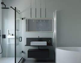 Nro 11 kilpailuun I have a Master Bathroom need to set a nice plan käyttäjältä Joquim7