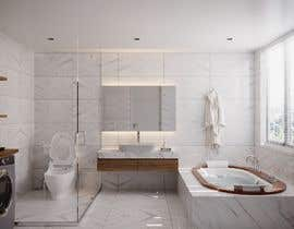 Nro 27 kilpailuun I have a Master Bathroom need to set a nice plan käyttäjältä thewind154
