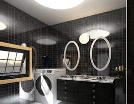 Nro 33 kilpailuun I have a Master Bathroom need to set a nice plan käyttäjältä fnahi3109