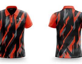 f17d tarafından I need a Graphic Designer for padel jersey için no 18