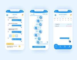 Nro 2 kilpailuun Three Mobile Screens to redesign käyttäjältä zmonir24
