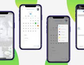 Nro 18 kilpailuun Three Mobile Screens to redesign käyttäjältä dreomi